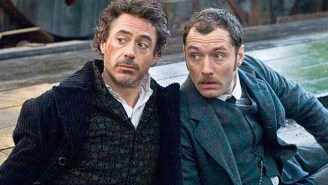 Robert Downey Jr. Will Follow His Possible Final 'Avengers' Film With A Return To 'Sherlock Holmes'