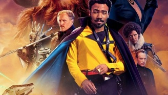 Twitter Makes A Compelling Case That Lando Is The Real Star Of 'Solo: A Star Wars Story'