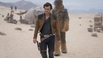 Lawrence and Jonathan Kasdan On Why Han Definitely Shoots First In 'Solo'