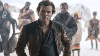 'Solo' Reportedly Broke A 'Star Wars' Record Set By 'The Force Awakens'