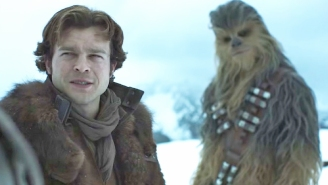Mark Hamill Let It Slip That A 'Star Wars' Icon Will Be In 'Solo: A Star Wars Story'
