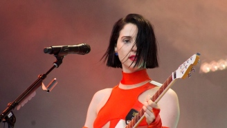St. Vincent Remixes Cardi B And Maroon 5's 'Girls Like You' Into A Punchy Banger