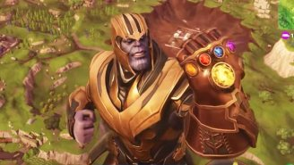 'Fortnite' Made Thanos So Powerful He Had To Be Scaled Back Immediately