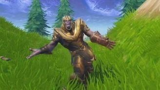 Josh Brolin Isn't Feeling Thanos' Dance Moves In 'Fortnite'