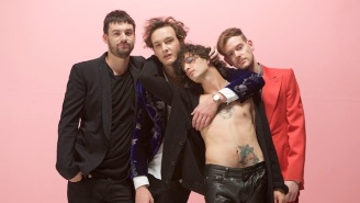 The 1975 Announces Their New Album With The Energetic 'Give Yourself A Try'