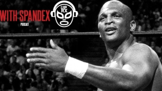 McMahonsplaining, The With Spandex Podcast Episode 38: Ernest 'The Cat' Miller