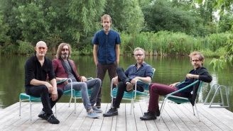 Matt Berninger And Aaron Dessner Discuss The National's Future On The Celebration Rock Podcast