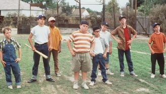 'The Sandlot' Is Being Turned Into A Television Series With The Original Cast