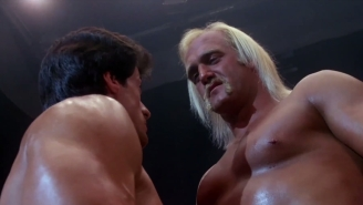 Hulk Hogan Says He'd Beat Sylvester Stallone In A Shoot Fight, Because Of Course He Does