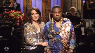 Tina Fey's 'SNL' Monologue Is A Star-Studded Ending To The Season