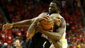 Rockets Forward P.J. Tucker Got Three Root Canals Prior To Game 7 Against The Warriors