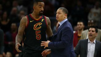 Dan Gilbert Told Tyronn Lue To 'Try New Things' With The Cavs During The Season