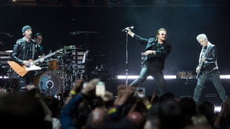 After A Major Injury And A Near-Death Experience, U2 Are Making The Most Out Of Their Touring Years