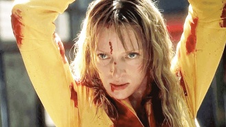 Uma Thurman Says She Would Work With Quentin Tarantino Again Despite Her 'Kill Bill' Incident
