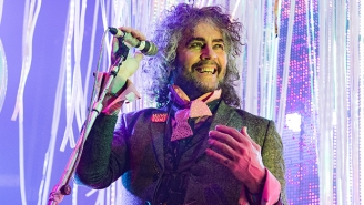The Flaming Lips' Mercurial Frontman Wayne Coyne On The Band's Legacy Of Wooly, Wild, Psych-Rock