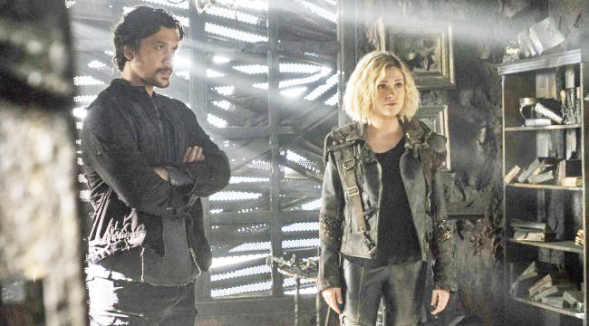 What's On Tonight: 'The 100' Fights For Peace