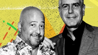 Andrew Zimmern Reflects On The Loss Of Bourdain & Their Shared Mission