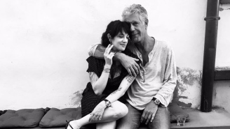 Anthony Bourdain's Girlfriend, Asia Argento, Speaks Out About His Death