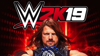 AJ Styles Is On The Cover Of 'WWE 2K19' And Has Issued A Million Dollar Challenge To Fans