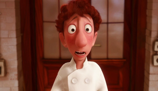 Ratatouille Character Alfredo Linguini Has A Real Life Doppelganger