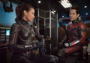 'Ant-Man And The Wasp' Is A Lighthearted But Clever Escape At A Time When Many Of Us Need One