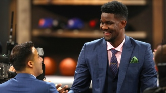Deandre Ayton And Luka Doncic Are The Early Betting Favorites For The 2018-19 Rookie Of The Year Award