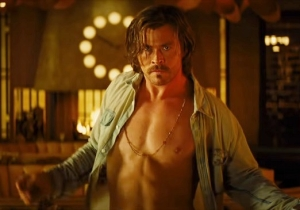 Chris Hemsworth Dances A Lot In The 'Bad Times At The El Royale' Trailer, But Is It Enough To Best Thor?