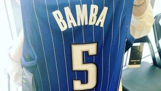 Mo Bamba Will Wear No. 5 For The Magic, Making Lou Bega Fans Happy