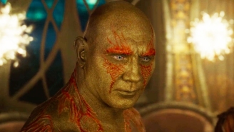 Batista Wants His Own Drax Movie, And James Gunn's Already On Board