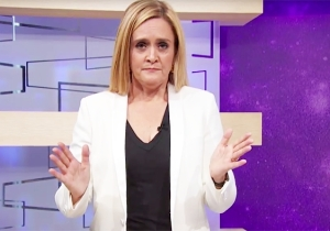 Samantha Bee Turns Her C-Word Apology On 'Full Frontal' Into Another Chance To Mock Ted Cruz