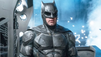 DC's Executive Shake-Up Has Once Again Stirred Rumors That Ben Affleck Is Finished As Batman