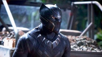 The 'Black Panther' Costume Will Be Displayed At The Smithsonian Institution