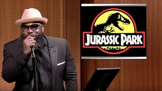 Black Thought Rapped A Recap Of 'Jurassic Park's Entire Plot, Including Some Key Survival Advice
