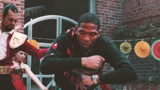 Blocboy JB Does The Shoot Dance With A Mariachi Band In His 'Mamacita' Video