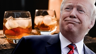 Trump's Trade War Just Firebombed The Bourbon Industry In Kentucky