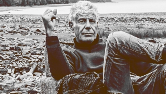 Anthony Bourdain Taught Us How To Embrace Life In All Its Messiness