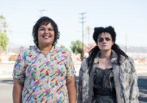 Britney Young From 'GLOW' Is Ready For Diversity In Hollywood To Catch Up To Real Life