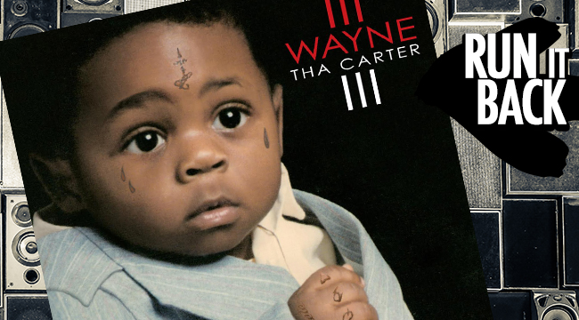 Lil Wayne's 'Tha Carter III' Is A Beautiful, Influential Mess