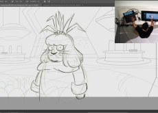 You Won't Believe What This Animator Did With His Laptop