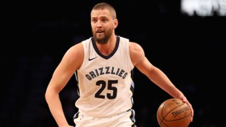The Grizzlies Have Reportedly Explored Trade Value For Chandler Parsons And The No. 4 Pick