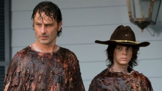 'Walking Dead' Actor Chandler Riggs Is As Surprised As Everyone Else About Andrew Lincoln's Departure
