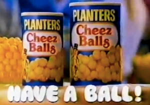 Planters Is Bringing Back Those Cheez Ball Cans You Loved As A Kid