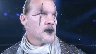 Chris Jericho Explained Why He Won't Be 'All In'