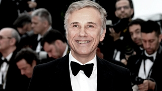 Christoph Waltz Is The Most Terrifying Man In The World