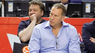 Bryan Colangelo Says His Wife's Tweets 'Were Filled With Inaccuracies' In Resignation Statement