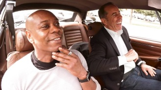 The New Season Of Jerry Seinfeld's 'Comedians In Cars Getting Coffee' Includes Dave Chappelle And Others
