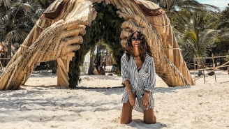 How The 'Art With Me' Festival Fused Burning Man And Art Basel To Create Ecological Change
