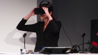 Watch Game Designer Sally Slade Turn A Retro Game Into A VR Experience