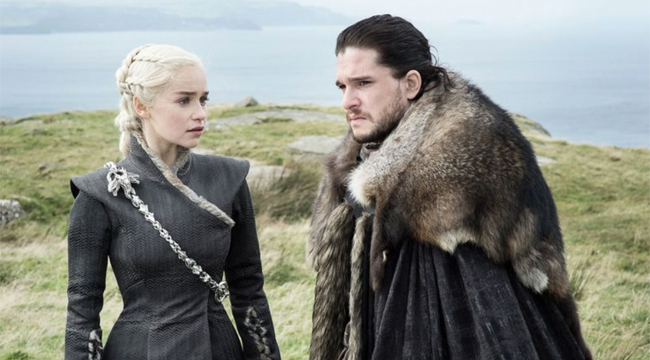 The First Photo From 'Game Of Thrones' Season 8 Has Arrived