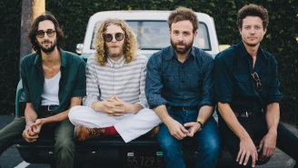 Dawes' Latest Single 'Telescope' Is A Reflective Groove On Loss From The LA Folk-Rockers